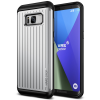 VERUS VRS Design (VERUS) Samsung Galaxy S8 Plus Hard Drop Waved hátlap, tok, ezüst