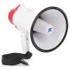 Vexus MEG020, megafon, 20 W, felvételkészítő funkció, sziréna, üzemeltetés elemekkel, szíj