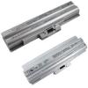 VGP-BPS13A_6600 Akkumulátor 6600 mAh Ezüst