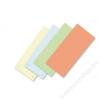VICTORIA Elválasztócsík, karton, VICTORIA, narancssárga (IDPCS01)