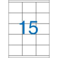 VICTORIA Etikett, univerzális, 70x50,8 mm, VICTORIA, 1500 etikett/csomag etikett