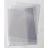 VICTORIA Füzetborító, A4, PVC, 90 mikronos, víztiszta, VICTORIA (ISVBA4)