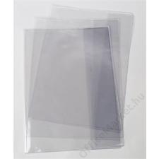 VICTORIA Füzetborító, A4, PVC, 90 mikronos, víztiszta, VICTORIA (ISVBA4) füzetborító
