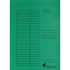 VICTORIA Gyorsfűző, karton, A4, VICTORIA, zöld