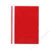 VICTORIA Gyorsfűző, PP, A4, VICTORIA, piros (IDGYVP)
