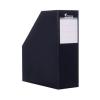 VICTORIA Iratpapucs, karton, 90 mm, VICTORIA, fekete