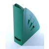 VICTORIA Iratpapucs, műanyag, 75 mm, VICTORIA, zöld