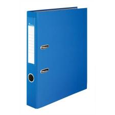 "VICTORIA Iratrendező, 50 mm, A4, PP/karton, , ""Basic"", kék irattartó"