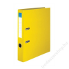 VICTORIA Iratrendező, 50 mm, A4, PP/karton, VICTORIA, sárga (IDI50SN)
