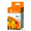 VICTORIA LC1000Y Tintapatron DCP 330C, 540CN, 240C nyomtatókhoz, VICTORIA sárga, 400 oldal