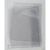 VICTORIA Spirálfüzetborító, A4, PVC, 90 mikronos, víztiszta, VICTORIA [10 db]