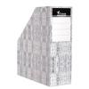 VICTORIA Textil karton iratpapucs
