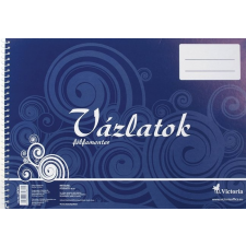 VICTORIA Vázlatfüzet füzet