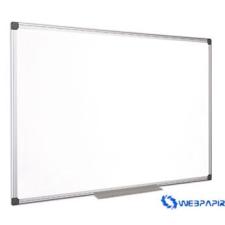VICTORIA Zománcozott, mágneses fehértábla, alumínium keret, 100 x 100 cm mágnestábla