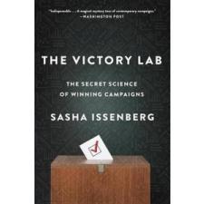 Victory Lab – Sasha Issenberg idegen nyelvű könyv