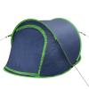 vidaXL 2 Személyes pop up sátor sötétkék / zöld