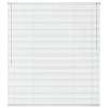 vidaXL ablakredőny alumínium 60x130 cm fehér