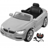 vidaXL BMW Akkumulátoros Gyerekek Autó Távirányítós Fehér