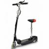 vidaXL Fekete elektromos roller üléssel 120 W