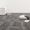 vidaXL fekete öntapadó PVC padló burkolólap mintával 5,11 m²
