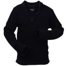 vidaXL férfi pulóver méret: XXL tenger kék