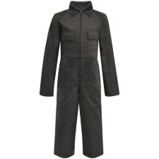 vidaXL Gyermek szerelőruha szürke 146/152-es méret munkaruha