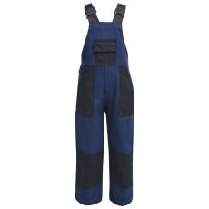 vidaXL Kék 110/116-os méretű gyerekoverall