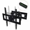 vidaXL Kétkarú dönthető és fordítható falra szerelhető TV tartó 3D 400 x 400 mm