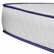 vidaXL Memóriahabos matrac 200 x 140 x 17 cm ágy és ágykellék