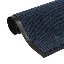 vidaXL négyszögletes szennyfogó szőnyeg 60 x 90 cm kék fogó