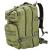 vidaXL olívazöld katonai hátizsák 50 L