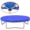 vidaXL trambulin takaróponyva PE 300 cm 90 g/m²