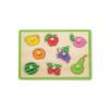 Viga Gyermek fa puzzle Viga Gyümölcs