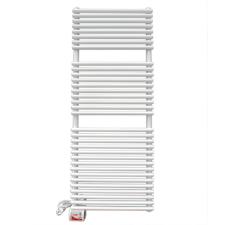 Vigo Elektromos törölközőszárító radiátor fehér színben fűtőtest, radiátor