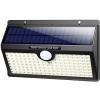 Viking kültéri napelemes LED-es fény VIKING V138 mozgásérzékelővel