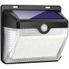 Viking kültéri napelemes LED lámpa VIKING M60 mozgásérzékelővel