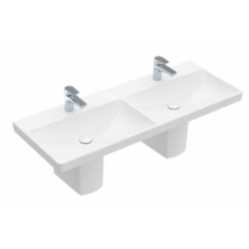 Villeroy & Boch Villeroy & Boch Avento 120x47 cm mosdó túlfolyó nélkül CeramicPlus felülettel 4A23 CG R1 (4A23CGR1) fürdőszoba kiegészítő