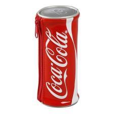 VIQUEL Tolltartó, cipzáras, VIQUEL  Coca-Cola , vegyes minták tolltartó
