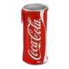 "VIQUEL Tolltartó, cipzáras, VIQUEL ""Coca-Cola"", vegyes minták"