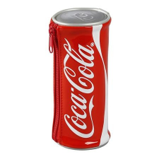 "VIQUEL Tolltartó, cipzáras, VIQUEL ""Coca-Cola"", vegyes minták tolltartó"