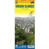 Virgin-szigetek térkép - ITM