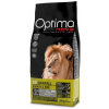 Visán Optimanova Cat Hairball Chicken & Rice 2kg