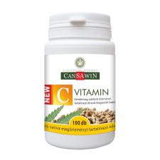 Vita Crystal Cansawin New C vitamin 100 db kapszula vitamin és táplálékkiegészítő