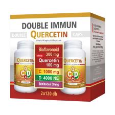 Vita Crystal Double Immun Quercetin C+D vitamin Echinacea 2x120 kapszula vitamin és táplálékkiegészítő