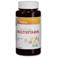 VitaKing Daily One Multivitamin tabletta - 90db vitamin