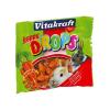 Vitakraft Happy Drops - sárgarépás dropsz nyulaknak 40g