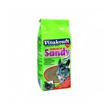 Vitakraft Sandy csincsillahomok 1 kg kisállatfelszerelés