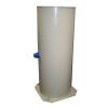 vlbt VL házi szennyvízátemelõ tartály 600×1500mm+Hydrop. FTR 128M/G 230V szivattyú