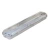 Vled Falon kívüli led fénycső armatúra IP65 védettséggel 2db 60cm T8 LED fénycsővel Természetes Fehér