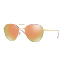 Vogue VO4060S 50245R GOLD/PINK GREY MIRROR ROSE GOLDnapszemüveg
